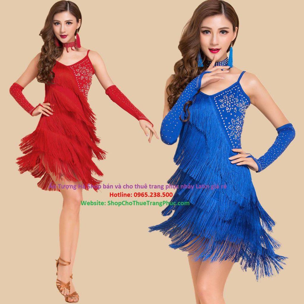 Váy nhảy hiện đại