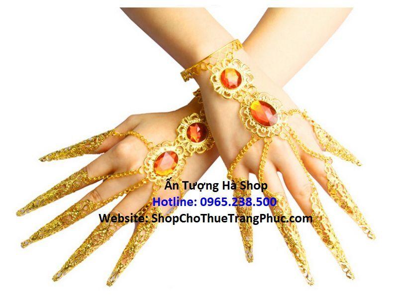 Phụ kiện múa Ấn Độ