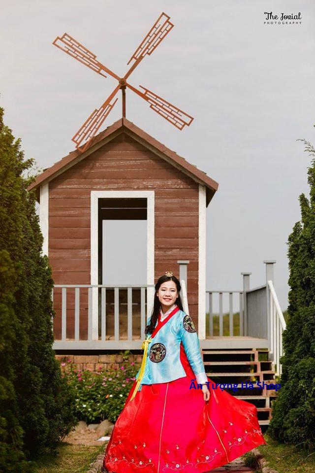 Tip chọn nơi cho thuê Hanbok uy tín