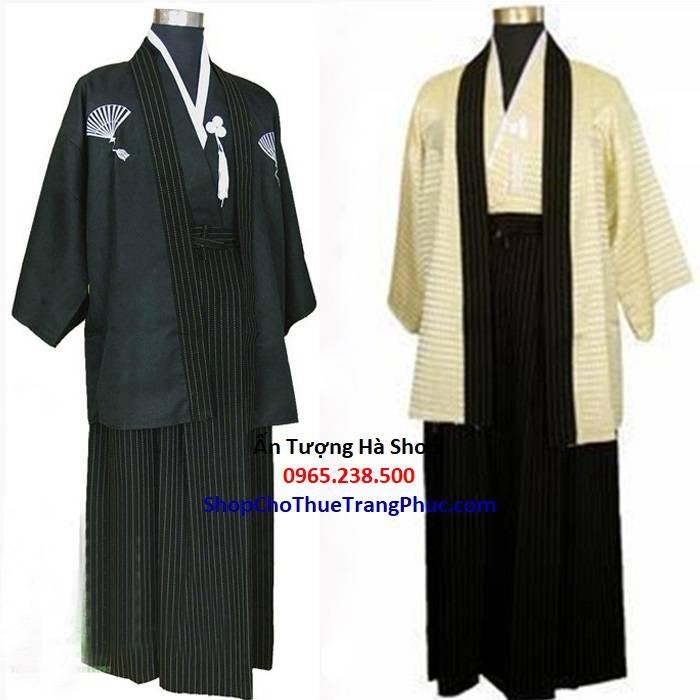 Kimono, Samurai Nam