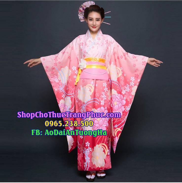 Kimono, Yukata Cao cấp